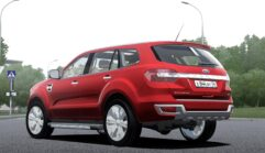 2017 Ford Everest Titanium (1.5.9) - City Car Driving мод (изображение 5)