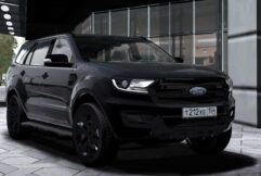 2017 Ford Everest Titanium (1.5.9) - City Car Driving мод (изображение 8)