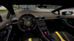 2017 Lamborghini Huracan Performante (1.5.9) - City Car Driving мод (изображение 3)