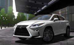 2017 Lexus RX 350 (1.5.9) - City Car Driving мод (изображение 8)