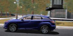 2017 Lexus RX 350 (1.5.9) - City Car Driving мод (изображение 9)