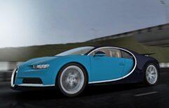 2018 Bugatti Chiron (1.5.9) - City Car Driving мод (изображение 2)