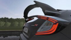2018 Honda Civic Type R (1.5.9) - City Car Driving мод (изображение 8)