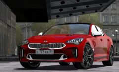 2018 Kia Stinger GT (1.5.9) - City Car Driving мод