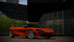 2018 McLaren 720s (1.5.9) - City Car Driving мод