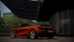 2018 McLaren 720s (1.5.9) - City Car Driving мод (изображение 4)
