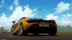 2018 McLaren 720s (1.5.9) - City Car Driving мод (изображение 5)