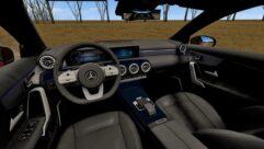 2018 Mercedes-Benz A200 (1.5.9) - City Car Driving мод (изображение 3)