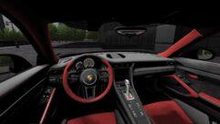 2018 Porsche 911 GT2 RS (1.5.9) - City Car Driving мод (изображение 3)