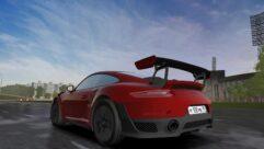 2018 Porsche 911 GT2 RS (1.5.9) - City Car Driving мод (изображение 5)