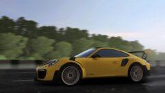 2018 Porsche 911 GT2 RS (1.5.9) - City Car Driving мод (изображение 6)