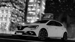 2018 Renault Megane RS (1.5.9) - City Car Driving мод (изображение 4)
