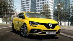 2018 Renault Megane RS (1.5.9) - City Car Driving мод (изображение 6)