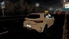 2018 Renault Megane RS (1.5.9) - City Car Driving мод (изображение 7)