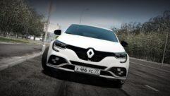 2018 Renault Megane RS (1.5.9) - City Car Driving мод (изображение 8)