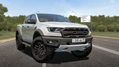 2019 Ford Ranger Raptor (1.5.9) - City Car Driving мод