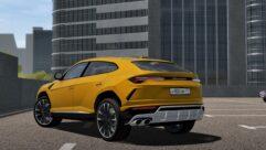 2019 Lamborghini Urus (1.5.9) - City Car Driving мод (изображение 2)