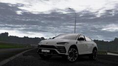 2019 Lamborghini Urus (1.5.9) - City Car Driving мод (изображение 8)