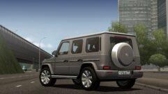 2019 Mercedes-Benz G500 (1.5.9) - City Car Driving мод (изображение 2)