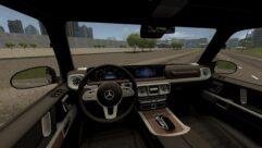 2019 Mercedes-Benz G500 (1.5.9) - City Car Driving мод (изображение 3)