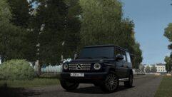 2019 Mercedes-Benz G500 (1.5.9) - City Car Driving мод (изображение 6)