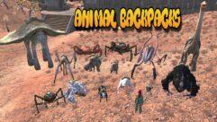 Animal Backpacks - Kenshi мод