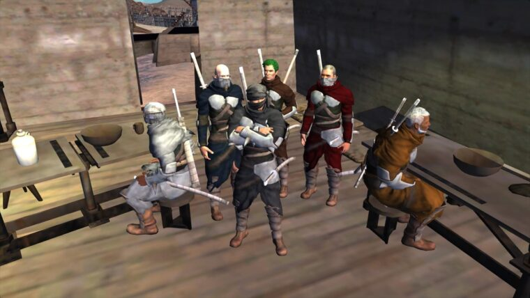 Armoured Rags of Fate - Kenshi мод