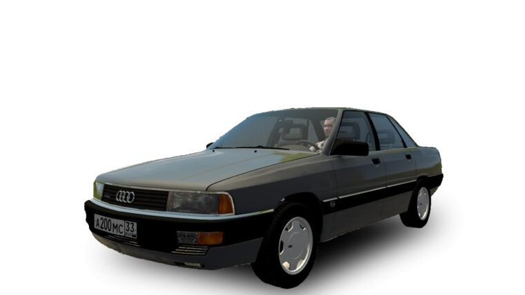 Audi 200 Quattro 20V (1.5.9) - City Car Driving мод