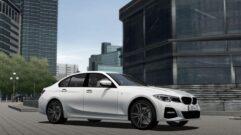 BMW 3-Series (G20) 2019 (1.5.9) - City Car Driving мод (изображение 2)