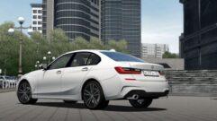 BMW 3-Series (G20) 2019 (1.5.9) - City Car Driving мод (изображение 3)