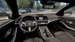 BMW 3-Series (G20) 2019 (1.5.9) - City Car Driving мод (изображение 5)