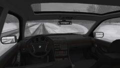 BMW 750i E38 (1.5.9) - City Car Driving мод (изображение 13)