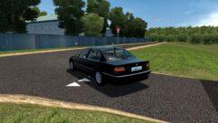 BMW 750i E38 (1.5.9) - City Car Driving мод (изображение 3)