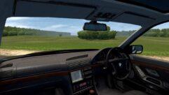 BMW 750i E38 (1.5.9) - City Car Driving мод (изображение 5)
