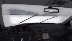 BMW 750i E38 (1.5.9) - City Car Driving мод (изображение 7)
