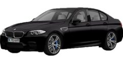 BMW M5 F10 (1.5.9) - City Car Driving мод