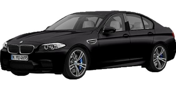 BMW M5 F10 (1.5.9) - City Car Driving мод