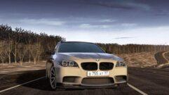 BMW M5 F10 (1.5.9) - City Car Driving мод (изображение 3)