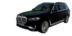 BMW X7 (G07) xDrive 4.0i (1.5.9) - City Car Driving мод