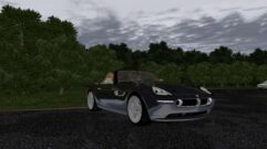 BMW Z8 (1.5.9) - City Car Driving мод (изображение 2)