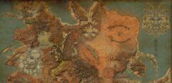 Better Map RUS/EN/noNames + Zones - Kenshi мод (изображение 2)