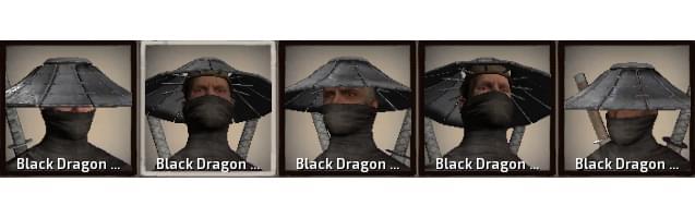 Black Dragon Ninjas (Start Mod) - Kenshi мод (изображение 2)