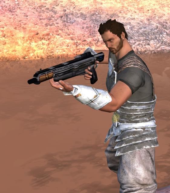 Blaster Rifle - Kenshi мод (изображение 2)