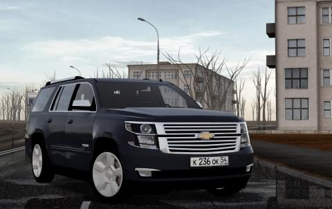 Chevrolet Tahoe 2015 (1.5.9) - City Car Driving мод
