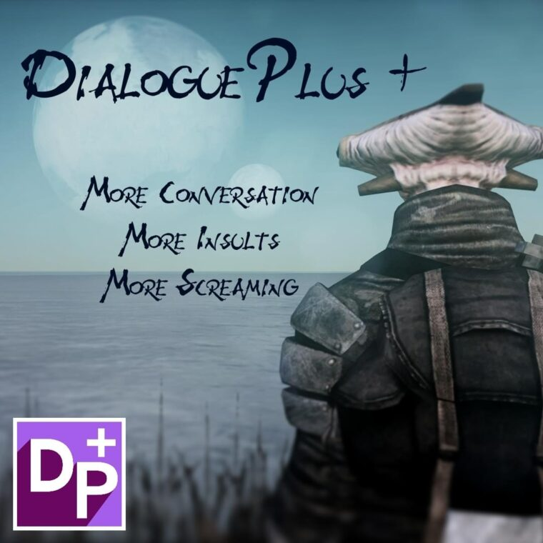 DialoguePlus+ - Kenshi мод