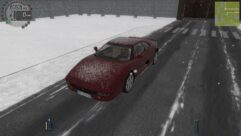 Ferrari F355 Berlinetta (1.5.9) - City Car Driving мод (изображение 5)