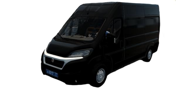 Fiat Ducato Panel Van L2H2 2014 (1.5.9) - City Car Driving мод