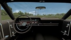 Ford Country Squire (1.5.9) - City Car Driving мод (изображение 5)