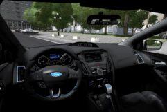 Ford Focus RS 2017 (1.5.9) - City Car Driving мод (изображение 2)