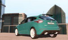Ford Focus RS 2017 (1.5.9) - City Car Driving мод (изображение 6)